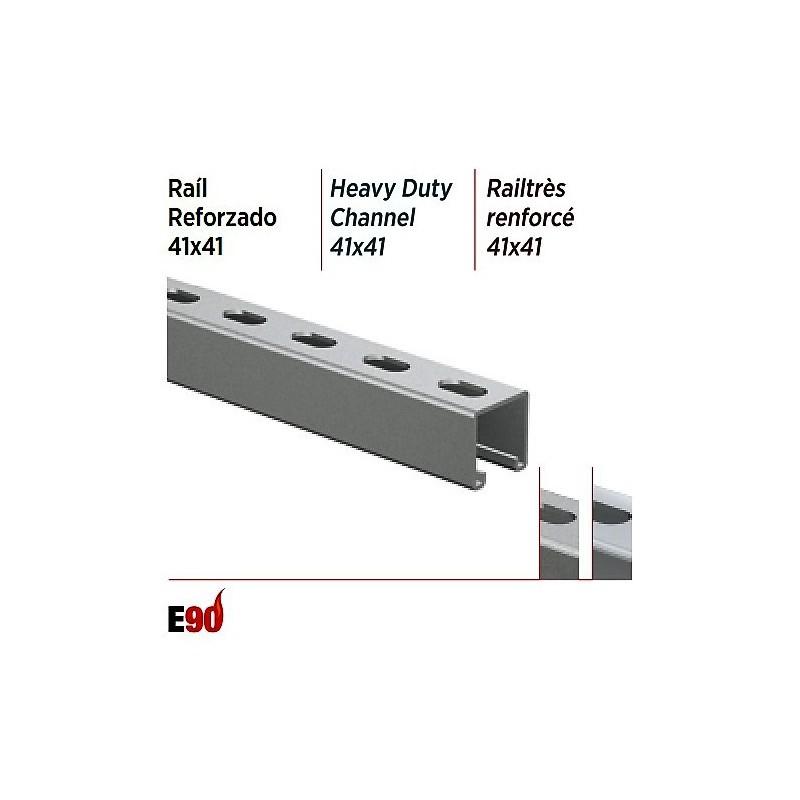 ریل 41 × 41 تقویت شده