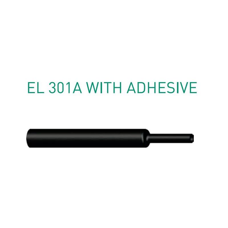 روکش (شرینگ) حرارتی دوجداره چسبدار الماتیک EL301A - کارتنی